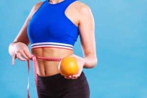 Toronja para bajar de peso