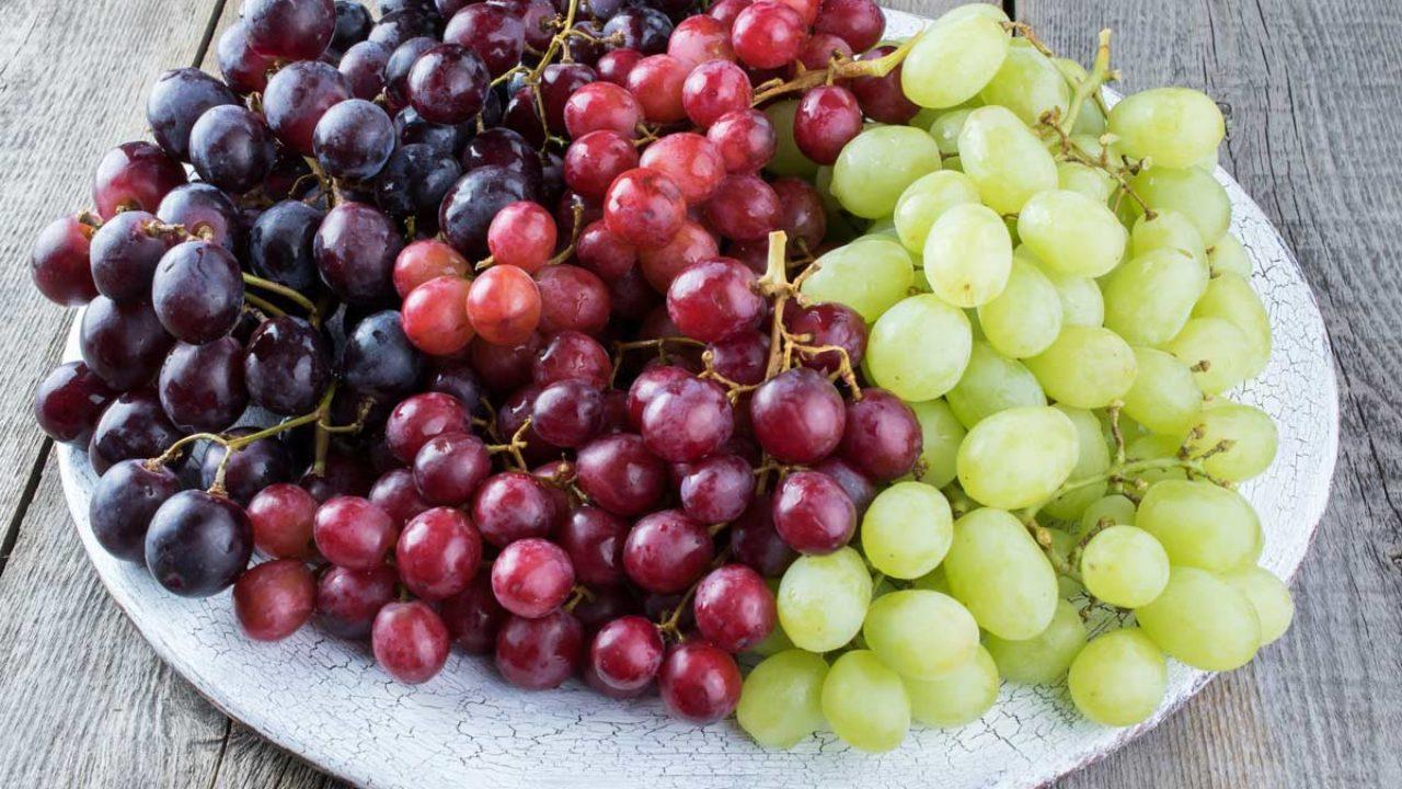 Uvas: TODOS los Tipos, Propiedades Usos y Beneficios para la Salud