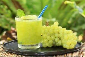 zumo de uvas