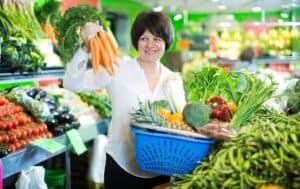 ventas de zanahoria