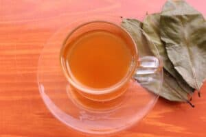 te de hojas de guanabana