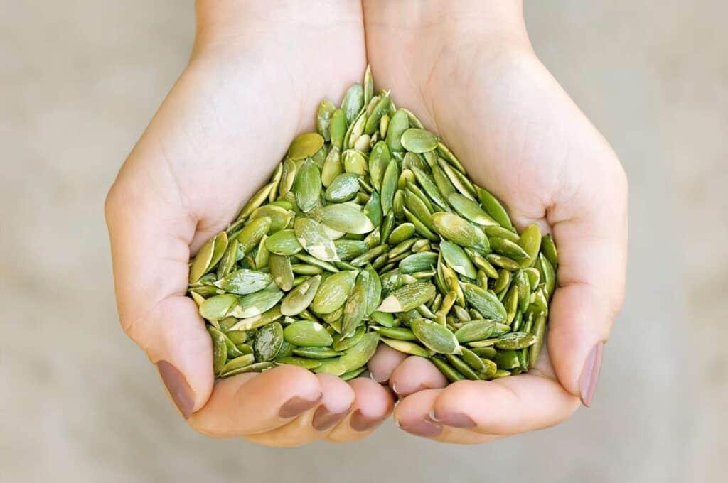 beneficios semilla de calabaza