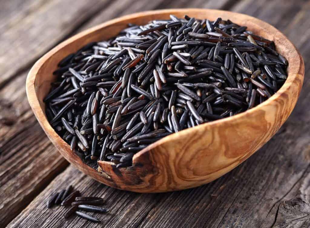 arroz salvaje